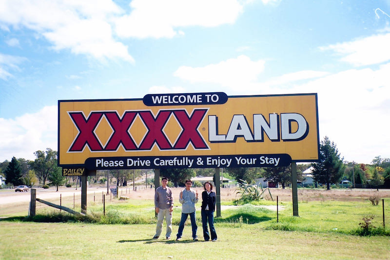 XXXX land